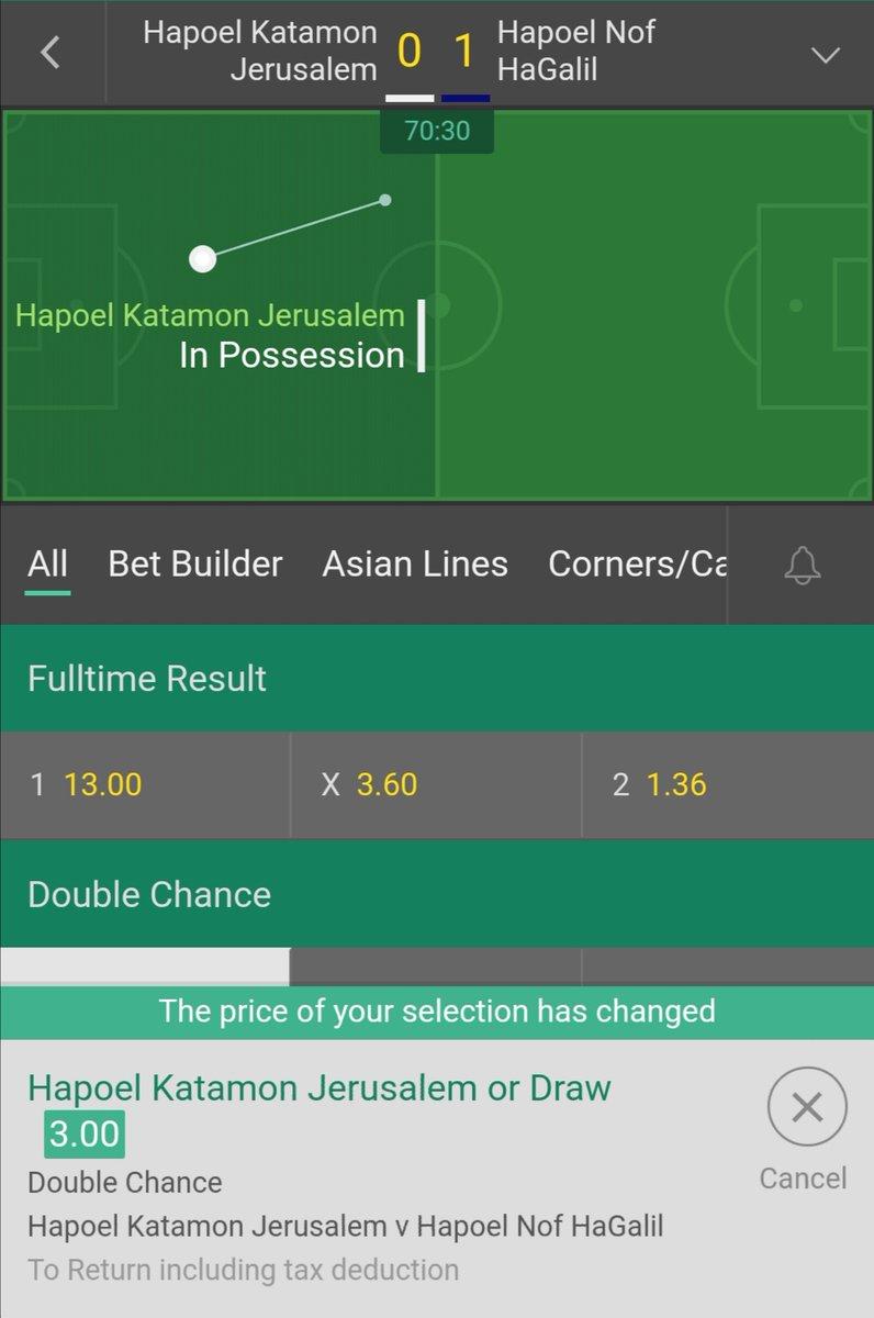 Maccabi herzliya vs hapoel katamon betting tips spread betting companies hedge apples
