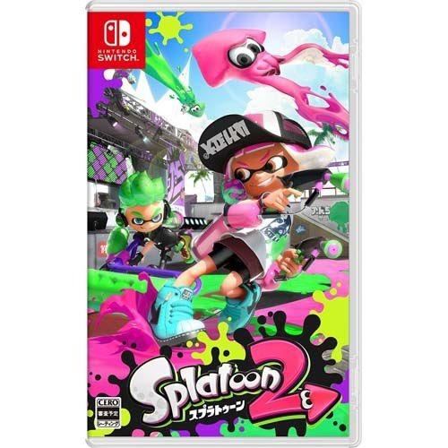 「LIFTる。」で「任天堂 Nintendo Splatoon 2 (スプラトゥーン2) [Nintendo Switchソフト]【取り寄せ入荷後発送】」をGETしました!#LIFTる。