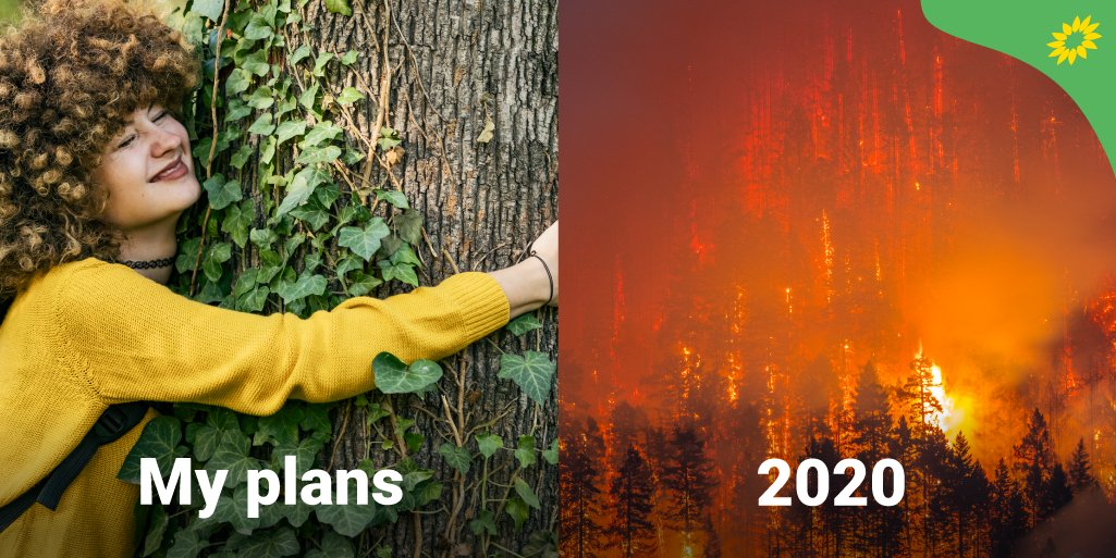 2020 has been pretty shit, from Australias bushfires to the coronavirus pandemic, both a result of our destruction of the planet. But if anything 2020 has taught us a lesson: that we need to rethink our relationship with nature to build a resilient future. #WorldEnvironmentDay