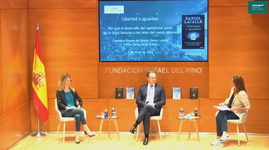 Fundación Rafael del Pino (@frdelpino) | Twitter