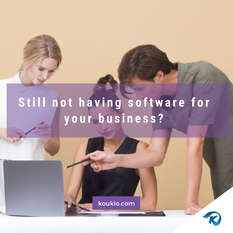 Looking for experts in integrated software development? We are experts, contact us!   http:// koukio.com       info@koukio.com  #Software #CustomSoftware #SoftwareDevelopment #SoftwareServices #SoftwareSolutions #SoftwareCompany #programming #developers #BespokeSoftware #tech<br>http://pic.twitter.com/8zT48jZysv