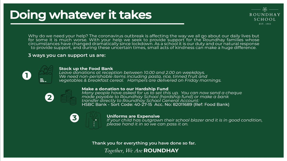 Please share and help however you can! #weareroundhay #whateverittakes https://t.co/JhyXoAXDEr
