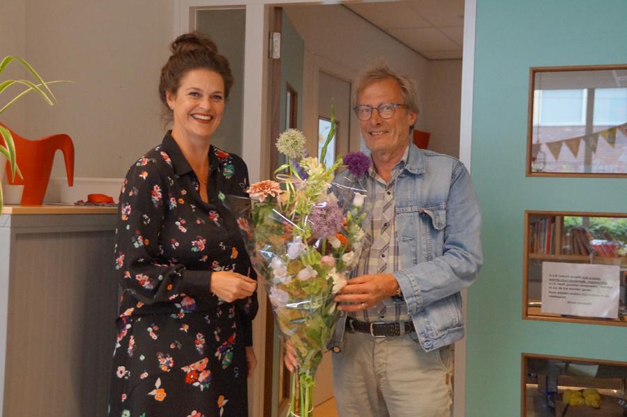 test Twitter Media - Per 1 augustus a.s. wordt Marieke Spruijt de nieuwe directeur van De Walsprong. Donderdagmiddag 4 juni kwam Marieke kennis maken met het team. Ze werd met open armen en een prachtig boeket bloemen ontvangen. https://t.co/4UkcS9fRgd https://t.co/ndRtJJ691d