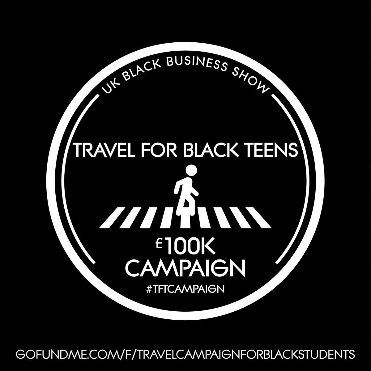 TfL announced that free travel for under-18s will be temporarily suspended.  The @UKBBSHOW team and I are  determined to ensure that despite this major change to student travel, the education of black students is not negatively impacted.  Please donate  https://t.co/4g7YihhQds https://t.co/KVOZJMZxJd