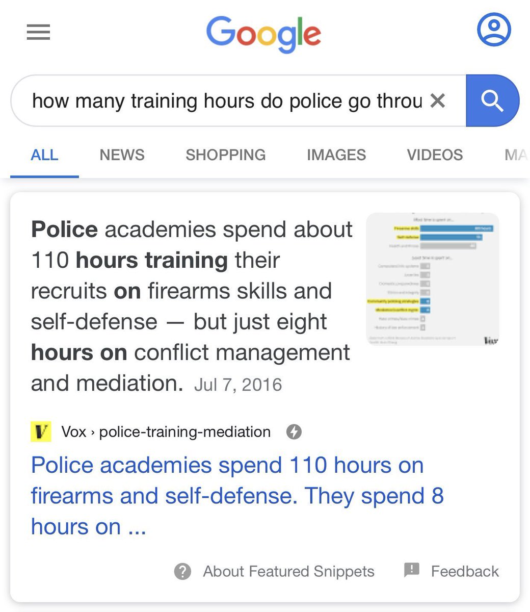 I've spent more hours on GTA online than cops have to spend training
