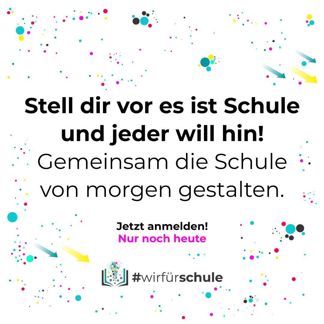 #wirfürschule