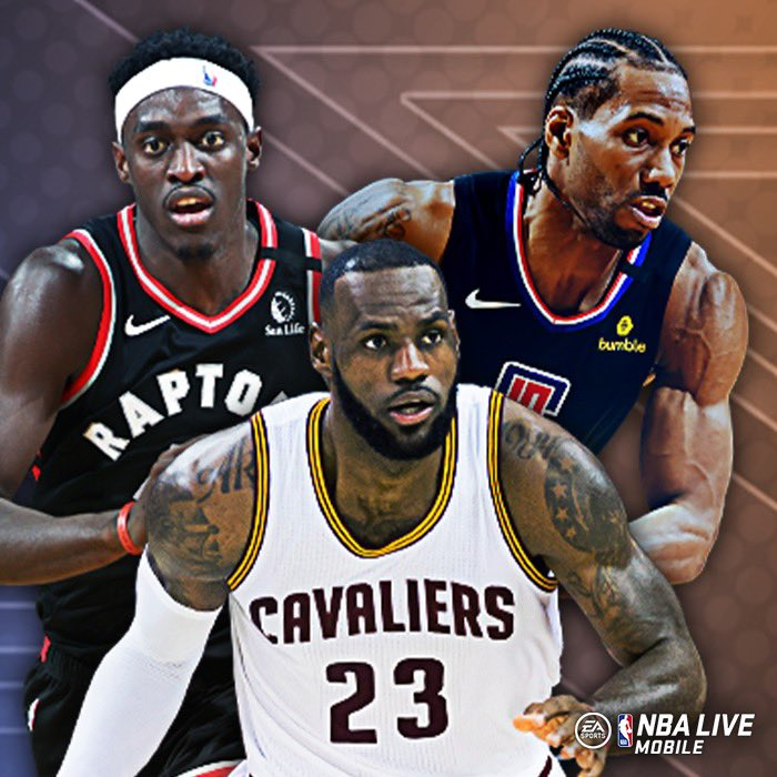 In honor of the NBA returning, let's giveaway some #NBALIVEMobile All-Stars to get your team started!  Tell us who your favorite team is by using their hashtag. https://t.co/7QIS1czuHl