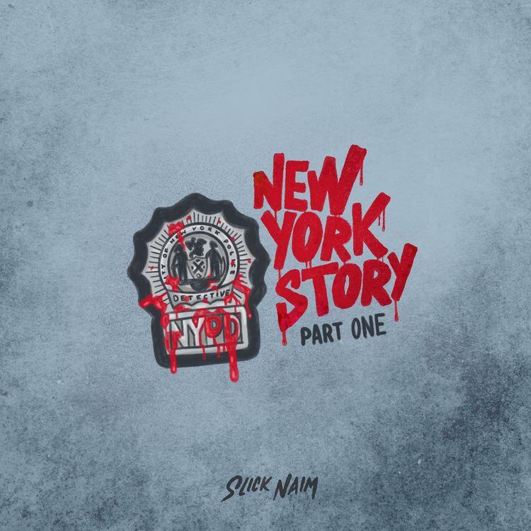 #NowTrending📈 @Slick_Naim - 'New York Story Pt.1' Listen here: amack.it/nysp1