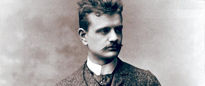 #EXPOSEANTIFA  This is Jean Sibelius, a Finnish composer who lived from 1865-1957. While he studied for a legal career, his true passion was music and he abandoned his legal studies for music. My favorite piece by him is Romance. <br>http://pic.twitter.com/xYthZJ71IH