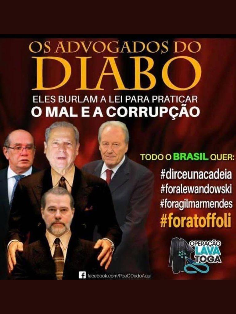@MarcosQuezado1 #BolsonaroReeleito  URGENTE  #GolpeDoSTF NÃO  #STFVergonhaNacional podre!!!! https://t.co/IRn82EaNfA