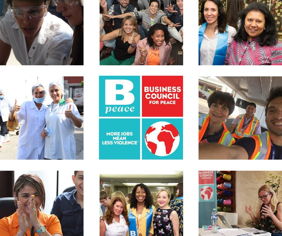 Join the #Bpeace community standing together to support job creation and economic inclusion. #womenforward #stepin and #domore Today only #Bpeace's Board of Directors will match donations dollar for dollar, up to $5,000.