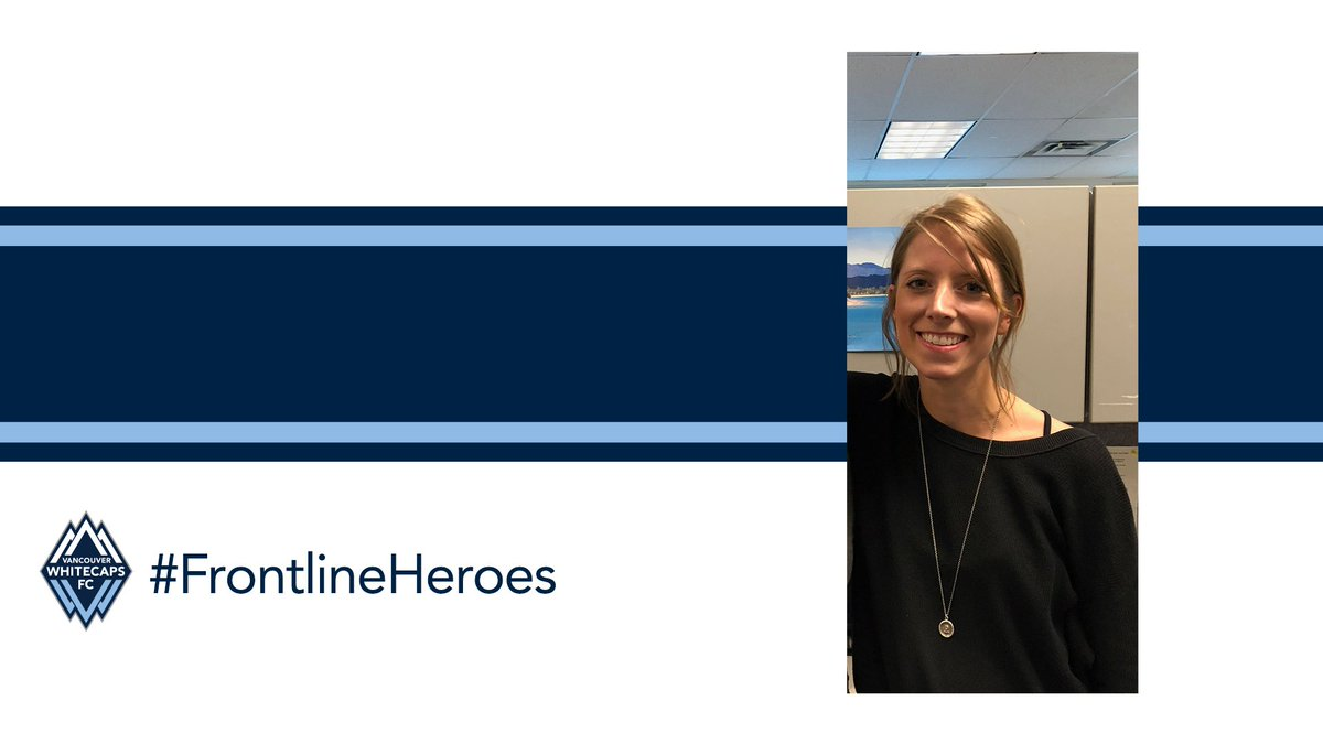 Tonight, we salute Kiera 👏   A public health nurse with the Tri-Cities Public Health Unit, Kiera helped keep the community safe throughout her pregnancy before welcoming their second child on Monday 💙💙   #FrontlineHeroes | #ItTakesAVillage https://t.co/1zhG4Pvwol