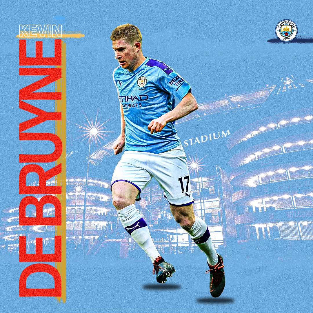 No episode for us this week, but enjoy this fresh graphic of Kevin De Bruyne! #PremierLeague pic.twitter.com/swAmo8Ry5m