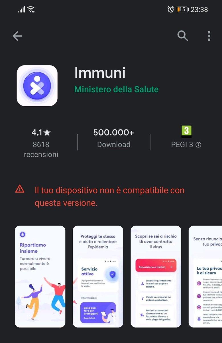 #ImmuniApp