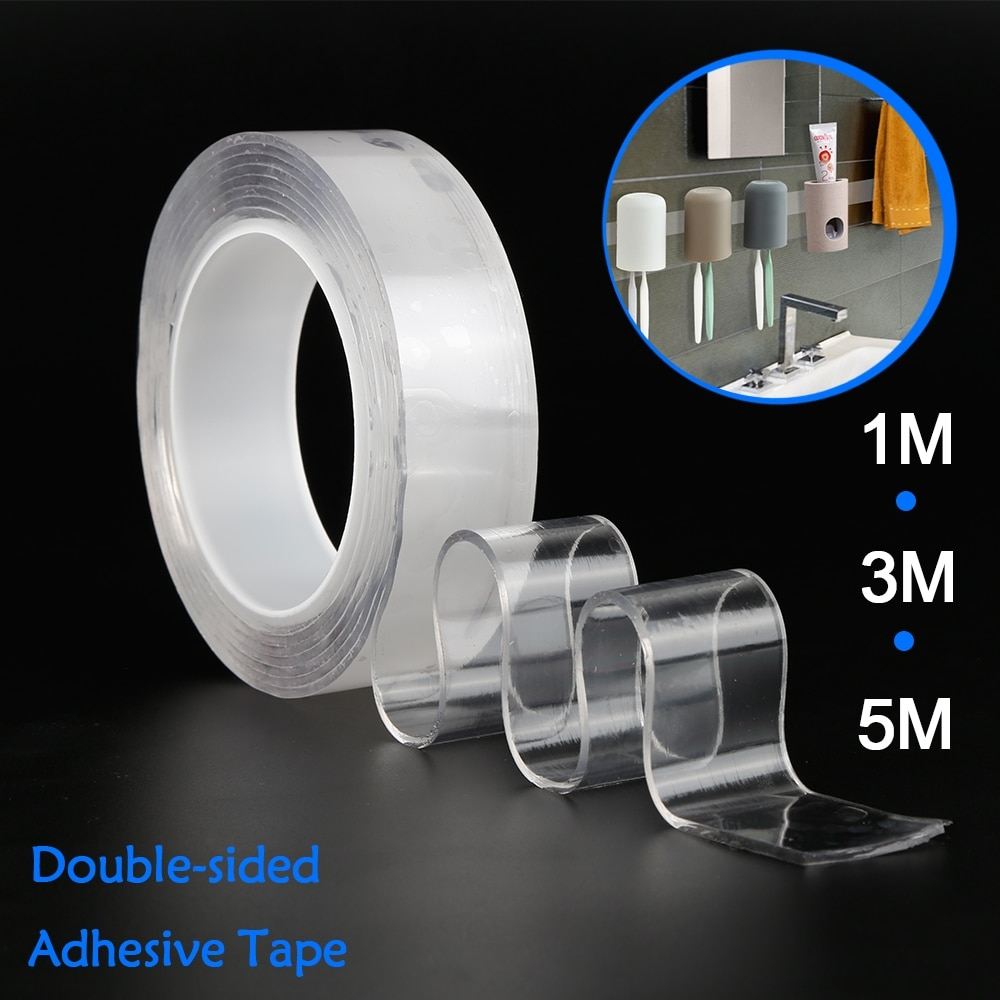 Adhesive Double-Sided Traceless Nano Tape  #gadgets #accessories #saintinno #sale #shopping