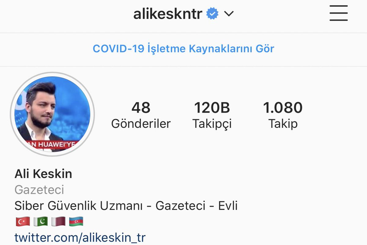 I will open a live broadcast on Instagram on Saturday. Who doesnt follow my account? 🧐😀 ⬇️ instagram.com/alikeskntr