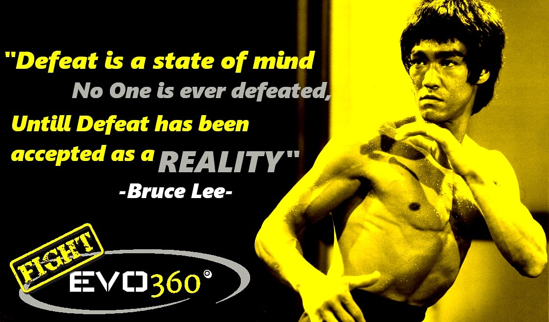 """Defeat is a state of mind. No one is ever defeated until defeat has been accepted as a reality"" - Bruce Lee  #truth #nevergiveup #muaythai #mma #boxing #Kickboxing #fighter https://t.co/en0FudBMTu"