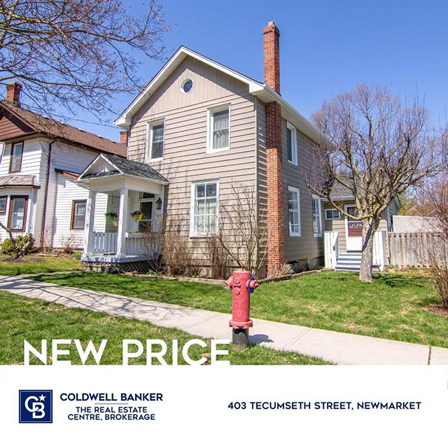 test Twitter Media - New Price Alert 403 Tecumseth Street, Newmarket has just seen a $15,000 reduction in price.  Now priced @ $785,000.  This is a 3-bedroom century home on a great lot with room for additions... like a garage, or new…  📸 https://t.co/d0mnr7xZph via https://t.co/jdraJREKlb https://t.co/XmLdzggwCP