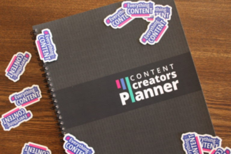 2020 has been CRAZY. With much uncertainty, it's nice to plan what you CAN #accomplish. Our Content Creators Planner helps you do this; set a goal, #structure your content, create your plan, assess, & enjoy the sweet taste of #accomplishment. Get yours: https://contentcreatorsplanner.com/store/?utm_campaign=coschedule&utm_source=twitter&utm_medium=CreatorsPlanner …pic.twitter.com/JNLdLEUzSl