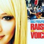 Image for the Tweet beginning: Movie Of The Night #raiseyourvoice