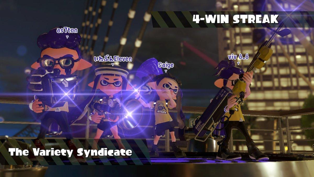 some of my favorites #splatfest #teammayo #Splatoon2 #NintendoSwitch https://t.co/glab58KVJb