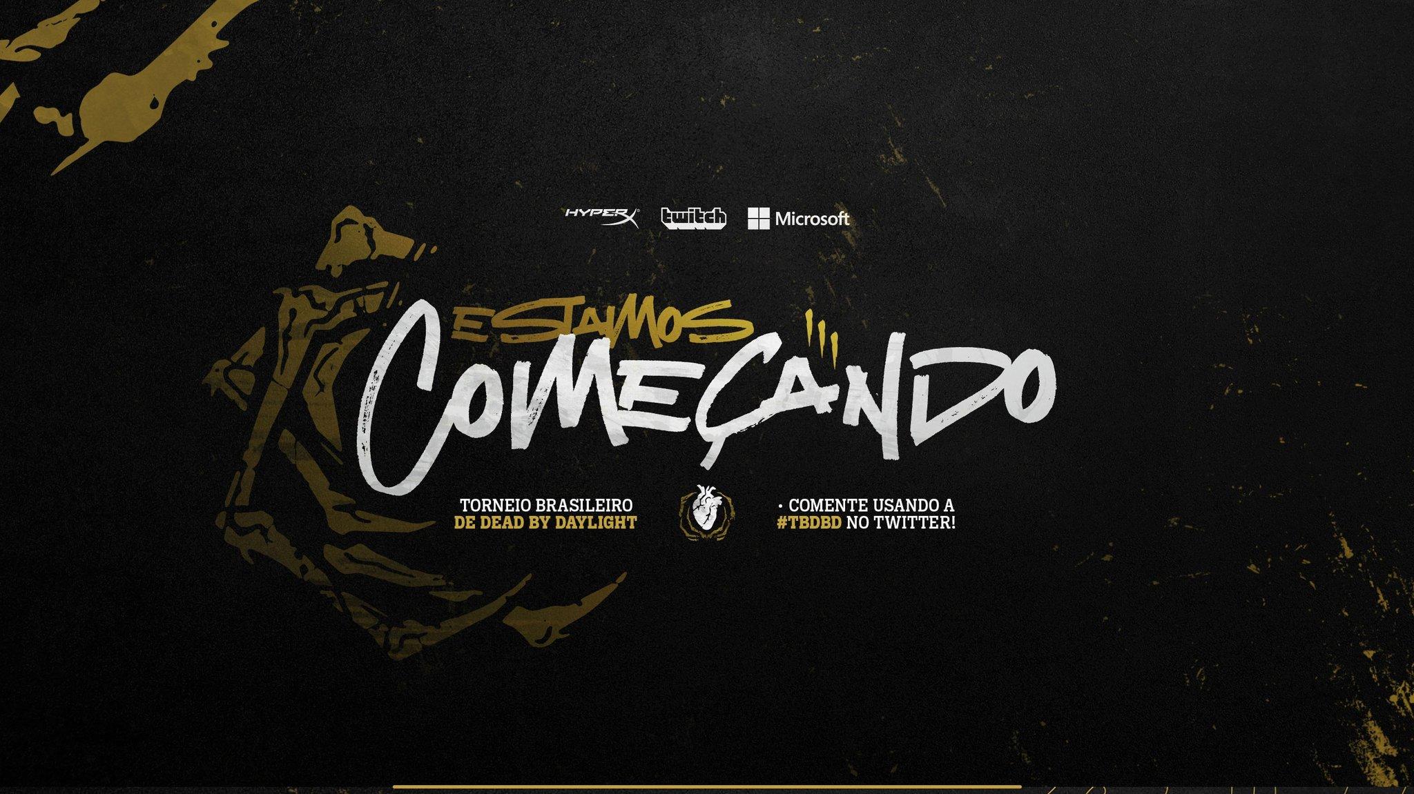 O Torneio Brasileiro de Dead by Daylight -  #TBDBD
