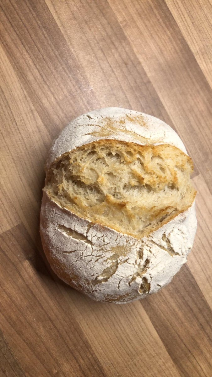 Pain Boule Volcan  #pain #bread #artisan #frenchbaguette #pastry #pastrychef #maisonfontaine #france #scotland #guadeloupe #gwada #norway #austriapic.twitter.com/TLPvoenOka
