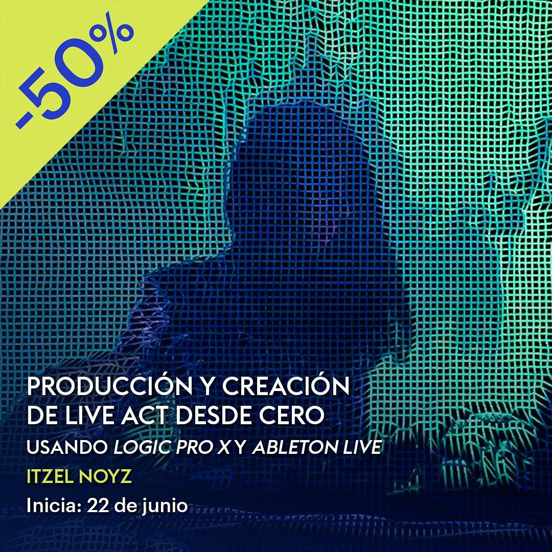 #TallerenLínea Producción y creación de Live Act desde cero con #LogicPro y #AbletonLive impartido por @itznoyz   +Info, programa e inscripción por mensaje directo o correo a hibridosmq@gmail.com   #MercenariasdelFango, #PTA2020 de  @CCBORDER   #LiveAct #Mujeres #Musicapic.twitter.com/iUMhDKkOcY