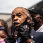 Image for the Tweet beginning: Reverend Al Sharpton to attend