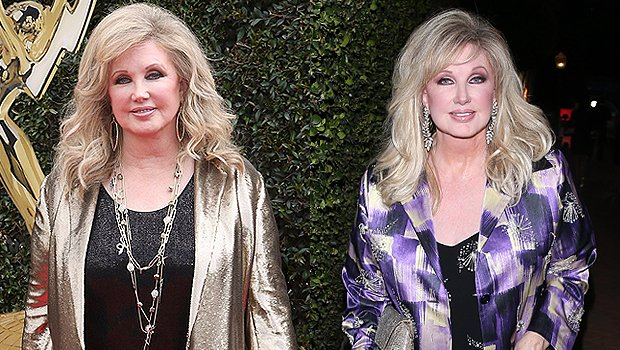 Icon Morgan Fairchild revealed that she lost 30 pounds going keto! hollywood.li/mjYOSwI