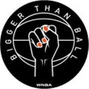 "As part of our commitment to make an impact, the WNBA will donate proceeds from the sale of its ""Bigger than Ball"" women's empowerment merchandise to groups working against racial inequities. https://t.co/mkfcMgFdKb"