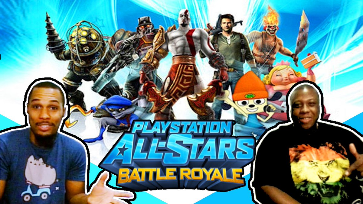 @pushsquare Ill drop this here for you 👍🏿🔥 We Compete in Playstation ALL-STARS  💥 Best of 3 💥 Loser will het FED to the FISHES 🦈🦈🐠!! (Watch till very end)  Link:   #CageVsCage #PS3 #playstationallstars #BattleRoyale #versus @Rapid__RTs @Youtube_RTz @gamesfreezer