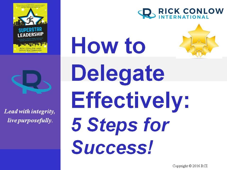 Are you a manager? Learn how to delegate effectively. Watch this:  #leadership #management #coaching #Training
