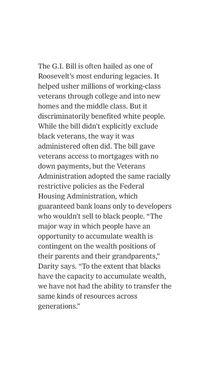 UNDERSTANDING SOME REASONS WHY THERE IS A RACIAL WEALTH GAP = IMPORTANT FOR FUNDAMENTALLY UNDERSTANDING YOUR WHITE PRIVILEGE. to my white friends/fans, please take a moment to check your ego when you feel resistant to accepting your white privilege.