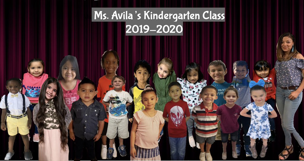 Not the best photoshop job, but the meaning and intention is there! I wish we could have gotten a class picture. So I placed one in each little's gift bag. I hope they love it @NISD @patty_noriega08 @AmyRCooper2016 @WeGoPublic #distancelearning pic.twitter.com/KeXAl7Nla8