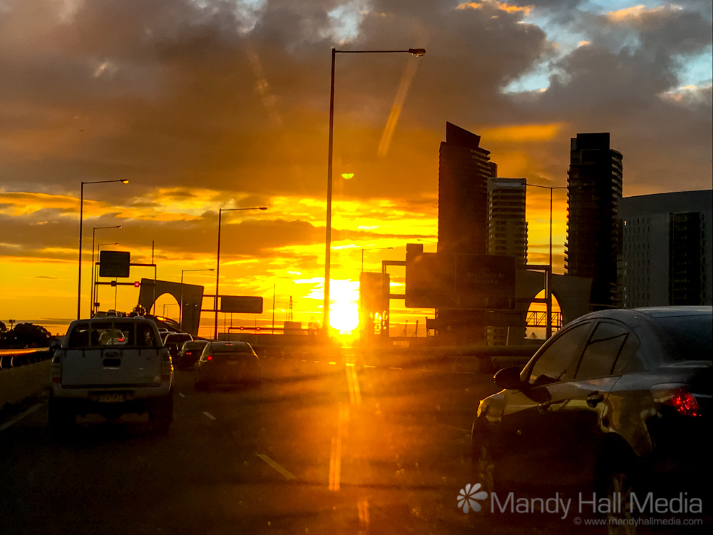 Sunset over Melbourne -------------- #PhotoOfTheDay #dailyphoto #melbourne #visitmelbourne #seemelbourne #cityscape #streetscape #streetphotography #urbanscape #instagram #sunset #beautiful #sky #sun #picoftheday #view #instadaily #nature  See more at
