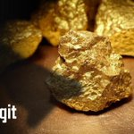Image for the Tweet beginning: Gold on its way to