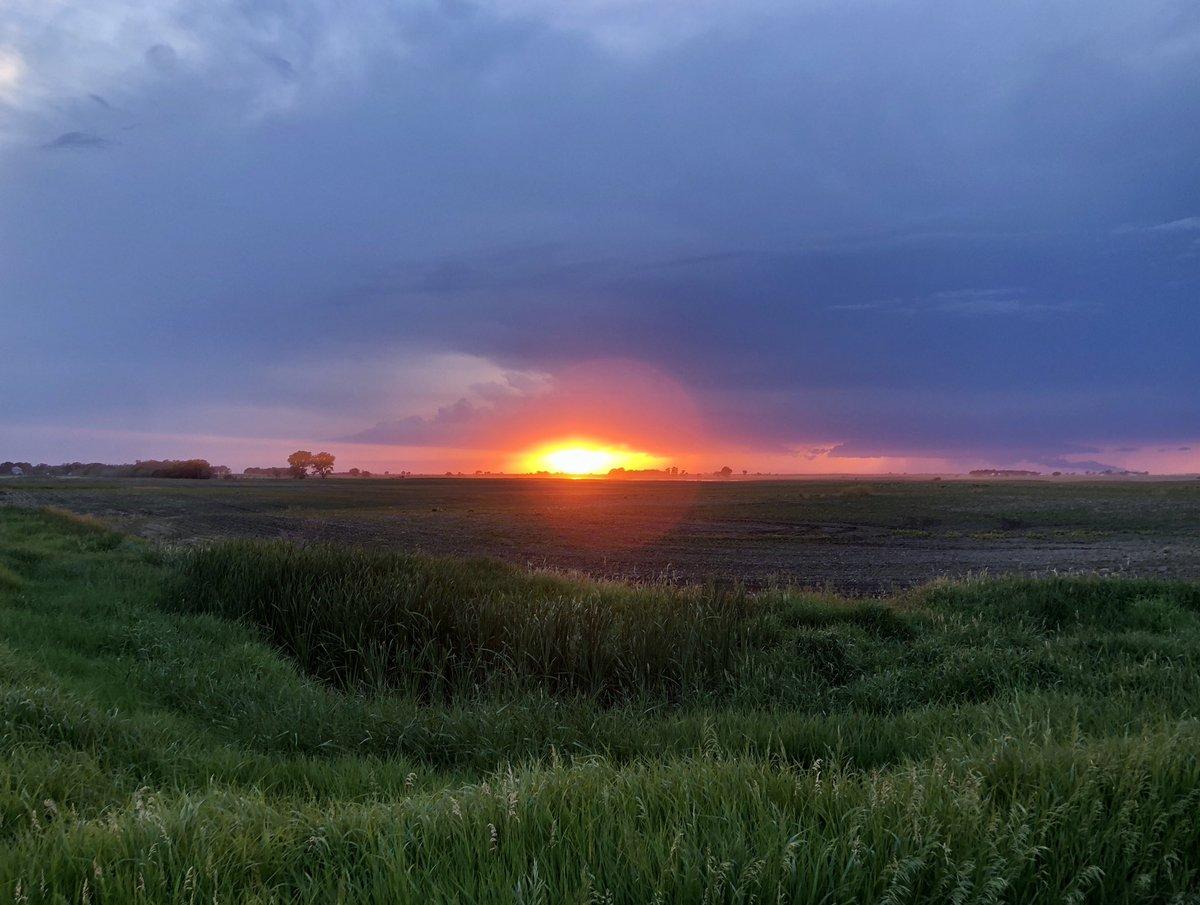 South Dakota #Sunset.