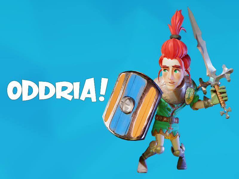 Let us introduce our newest character, Woody Anderson!  Want to know more about Woody? Add us on your Steam wishlist and play #Demo during #SteamGameFestival🤩 https://t.co/v58RKPwDeX #Indiedevtime  #gamedev  #indiegames  #madewithunreal #devQnA #Steam https://t.co/aGCG8FH7Id