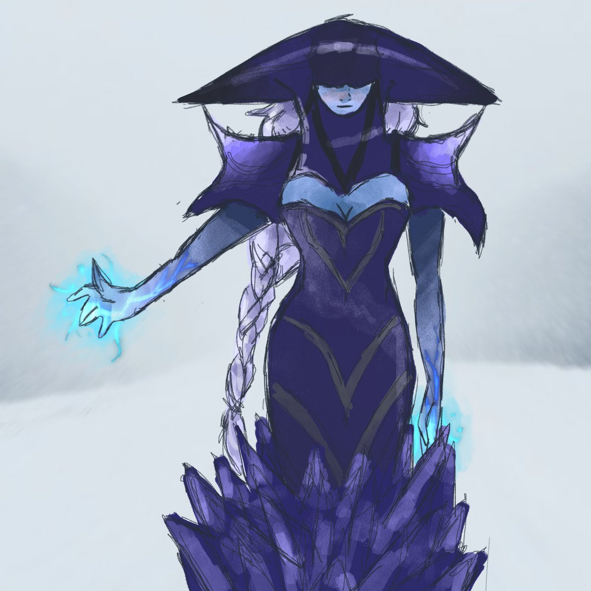 lissandra, the ice witch  tags:  #leagueoflegends #leagueoflegendsart #leagueoflegendsfanart #lol #leagueoflegendsmemes #riotgames #leagueoflegendscosplay #leagueoflegendsmeme #league #leagueoflegendsfunny #art #leagueoflegendstroll #lolart #fanart #dota #leagueoflegendstr #gamerpic.twitter.com/8nIo2OTZ5G