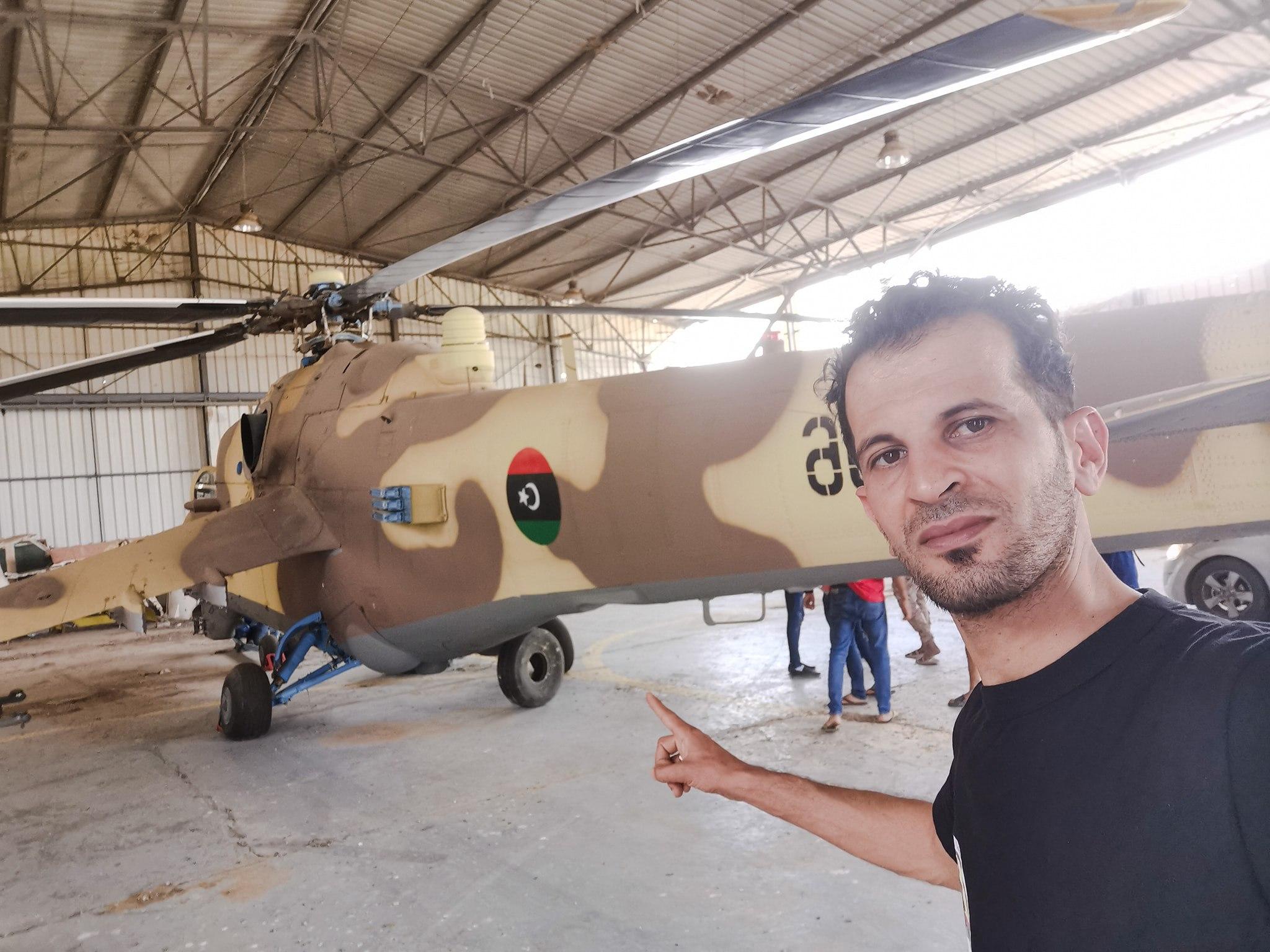 """Selâmi Haktan on Twitter: """"Türkiye, Libya Ordusu'nun en büyük ..."""