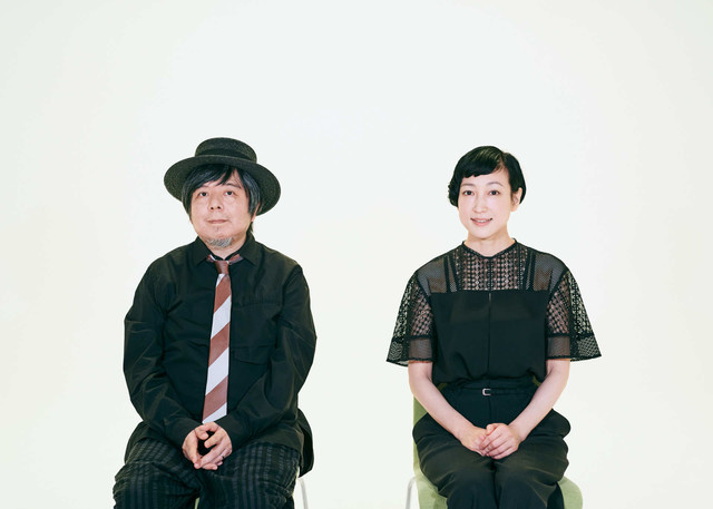 KERA&緒川たまきが新ユニット結成、旗揚げ公演は女社長を巡るコメディ(コメントあり)