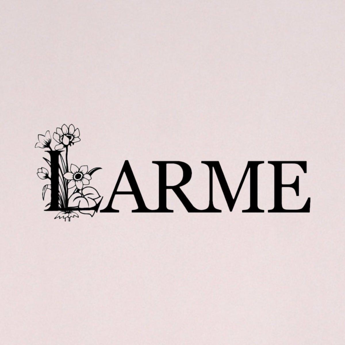 I'm back🐰創刊編集長の中郡です。4年ぶりに戻ってきました。株式会社LARMEを設立し代表取締役兼編集長に就任しました。破壊と創造のNEW LARMEをお届けします。一緒に世界を甘く、かわいく、変えていきましょう🎀♡ #LARME独立