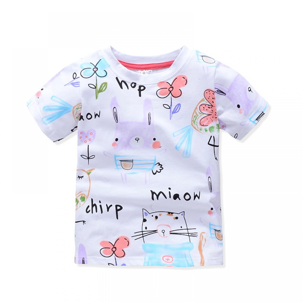 #girly #clothes Girl's Summer T-Shirtspic.twitter.com/ceDhuTMkOL