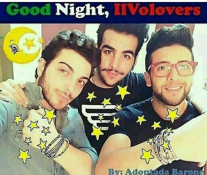 Good Night, IlVolovers 🌙✨ #ilvolo #ilvolovers #goodnight https://t.co/aROePcTWFw