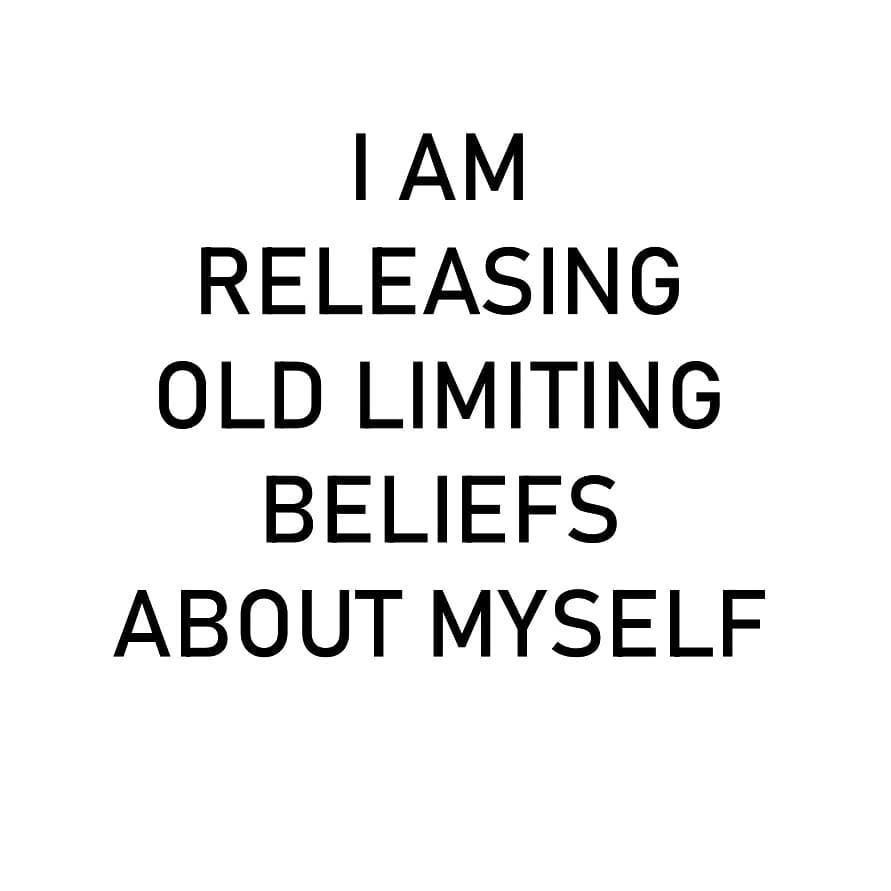 I am releasing old limiting beliefs about myself . . . . . #vidyasury #affirmations #fridaymotivation #dailyaffirmations #positivevibes #mindfulness #selflove #selfcare #personaldevelopment #instadaily #collectingsmiles https://t.co/Poe8fmW3KO https://t.co/43ZpCANRtE