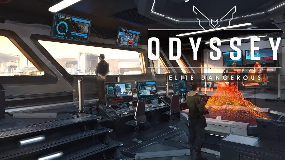 #Elite Dangerous Odyssey - No VR Support On Launch, ... - https://t.co/XzFgBDp6Ot #UIX #Content #DavidBraben #Elite2 #EliteDangerous #EliteDangerousHorizons #Exploration #Exploring #Frontier #FrontierDevelopments #Galaxy #Gameplay #Horizons #Preview #SpaceGame #SpaceSim #Updates https://t.co/GJwjeb01eT