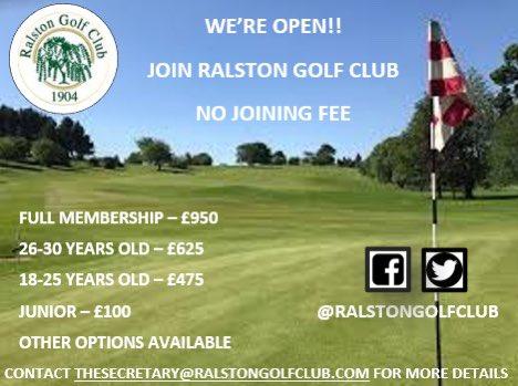 Ralston Golf Club