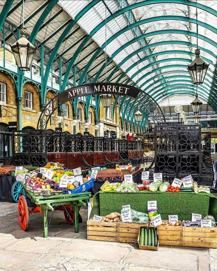 #TGIF! Plans for the #weekend? Join me tonight for a virtual tour of #CoventGarden...  Cabbages & kings, music & My Fair Lady! Wouldn't it be luvverly to visit #London from the comfort of home?   Tonight @ 19:30 BST. Book here: https://t.co/zHffOO4cCO  @londonwalks #lovelondon https://t.co/XH4yOcoRYB