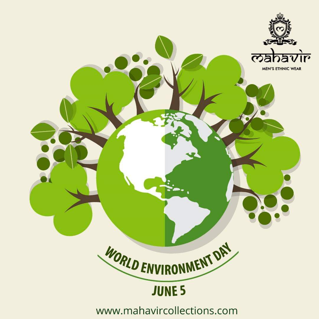 Let's give our coming generations a healthier and happier environment to have a beautiful life… Best wishes on World Environment Day.  #stayhome #staysafe #environmentday #mahavircollections #mensstyle #mensfashions #jackets #hitssentertainment #juggernautbrandingpic.twitter.com/cYLNfIOcO4